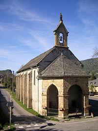 Chapelle de l'Ave Maria de Massat (Ariège, France).jpg