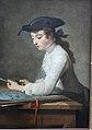 Chardin, il giovane disegnatore, 1737, 02.JPG