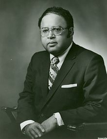 Charles Diggs, Michigan's first African-American congressman