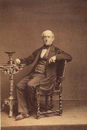 Charles Francis Adams Sr. - Image: Charles Francis Adams