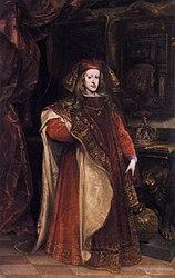 Juan Carreño de Miranda: Charles II as Grandmaster of the Golden Fleece
