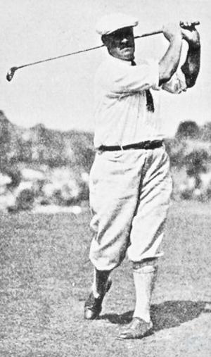 Charlie Murray (golfer) - Image: Charles Murray, Canadian pro golfer (1882 1938), c. 1915
