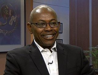 Charles Rotimi Nigerian geneticist