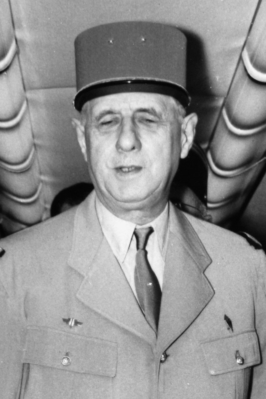 Charles de Gaulle (cropped)