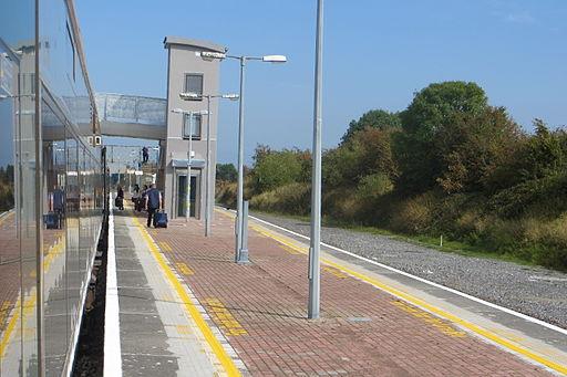 Charleville station (geograph 4166551)
