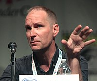 Huston at WonderCon 2015