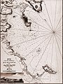 Chart of the western division of the Mediterranean Sea by Captain William Henry Smyth - between the years 1814 and 1824 RMG D3144 3.jpg