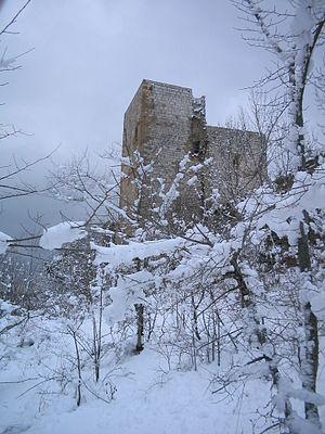 Puivert - Chateau Puivert
