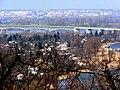 Chełmno - widoczny most nad Wisłą i w oddali miasto Świecie. - panoramio.jpg
