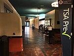 Check-in hall at Santa Fe airport (23833977193).jpg