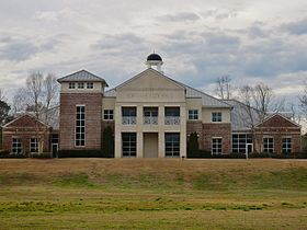 Chelsea, Alabama City Hall.JPG