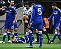 Chelsea 2 Spurs 0 Capital One Cup winners 2015 (16486125587).jpg