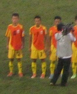 Chencho Gyeltshen Footballer
