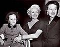 Cheryl Crane, Lana Turner, and Mildred Turner.jpg
