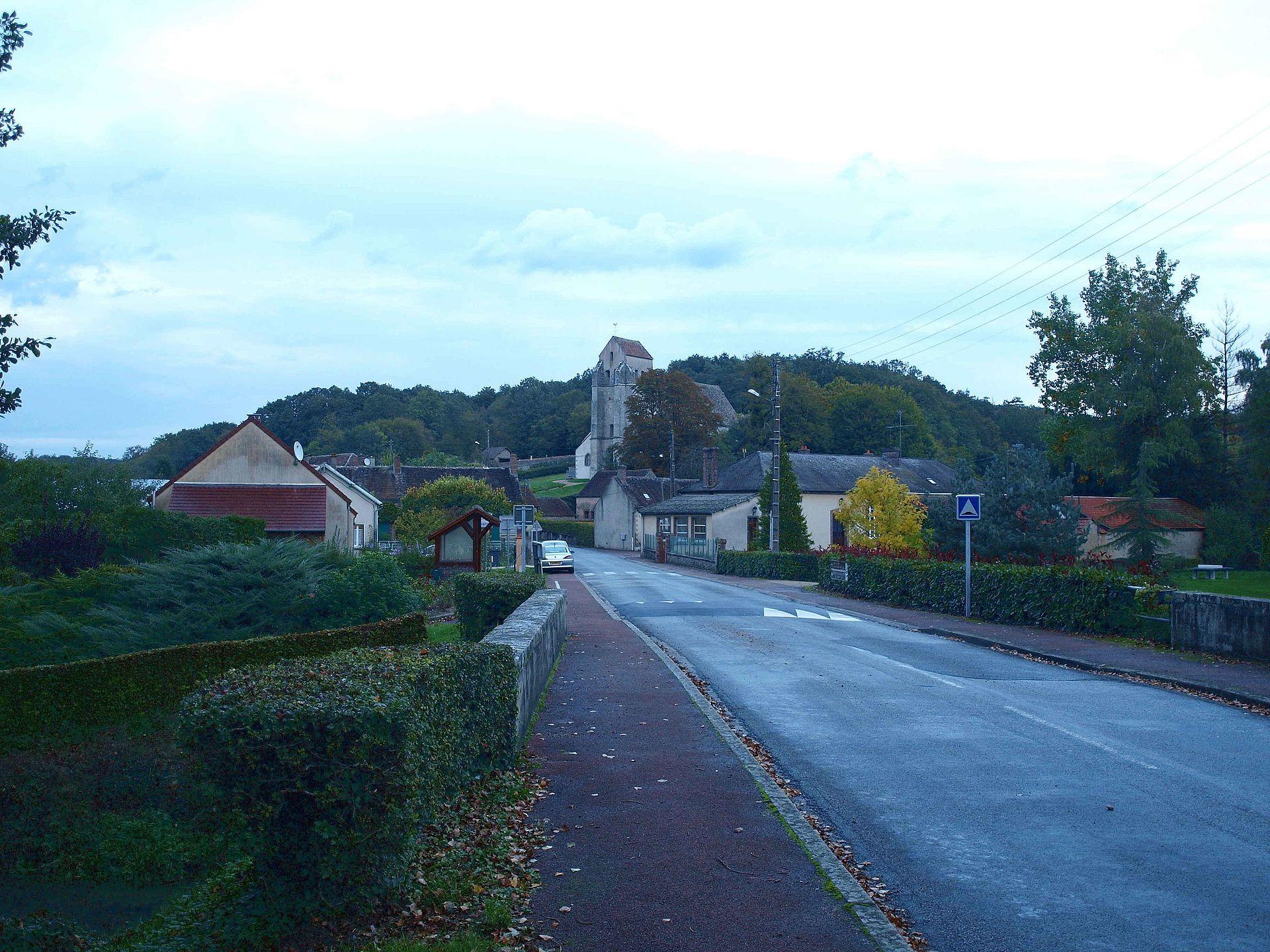 Chevannes loiret wikipedia for Region loiret