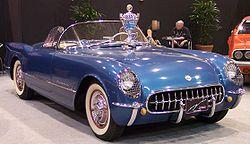 Historia del Corvette 1