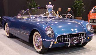 Harley Earl - Chevrolet Corvette