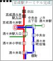 Chiba Green Bus Motosakura Line 14.png