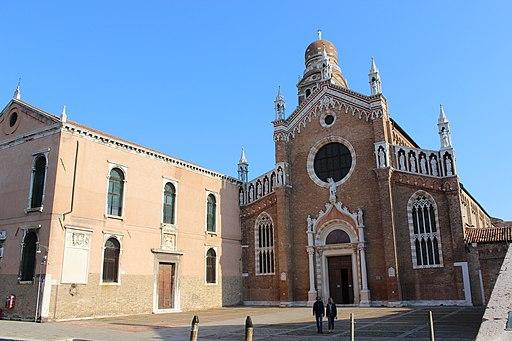 Chiesa della Madonna dell'Orto, Venice (Italy)