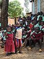 Children listening ecosan training. (6914657507).jpg