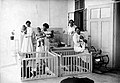Children receiving sun treatment, Vienna Wellcome L0023939.jpg