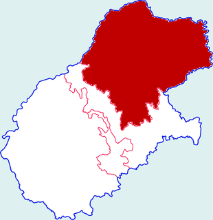 County in Shaanxi, People