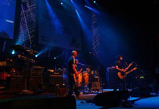 Chinaski (band) Czech pop rock band