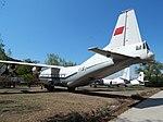 Chinese Air Force An-12, Beijing Aviation Museum (26201590180).jpg