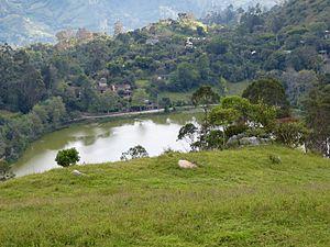 Choachí - Image: Choachí Cundinamarca