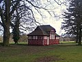 Chorleywood House - Summerhouse - geograph.org.uk - 1765078.jpg