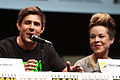 Chris Lowell & Tina Majorino.jpg