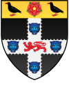 Christ Church Oxford Coat Of Arms.svg