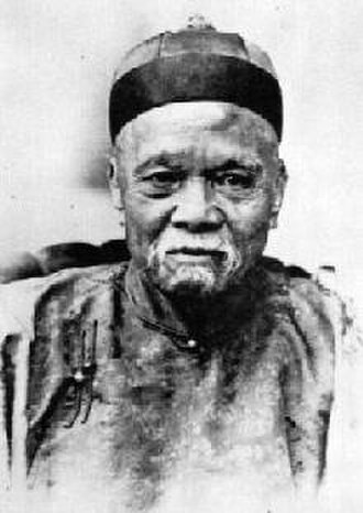 Pinang Peranakan Mansion - Chung Keng Quee founded the town of Taiping in Perak.