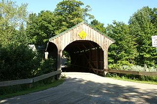 Church Street Covered Bridge