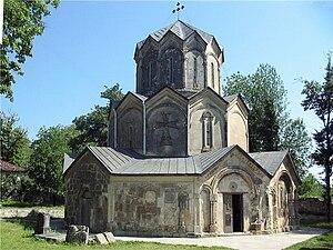 Katskhi Monastery - Katskhi Monastery