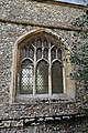 Church of St Mary Hatfield Broad Oak Essex England - south porch east window.jpg