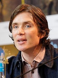 Cillian Murphy Irish actor