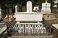 Cimitero Inglese di Bagni di Lucca, Richard Saunders 03.jpg
