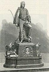 Statua di Gioacchino Murat