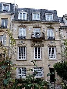 Cit des fleurs wikip dia Maison des truffes paris