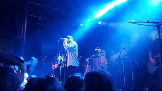 Citizen (band) - Image: Citizen at Slim's