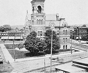 Mount Clemens, Michigan - City Hall, 1900