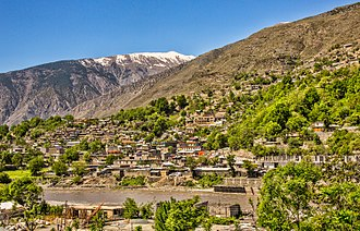 Chitral - Chitral city