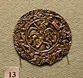 Cividale, man, disco in oro sbalzato, inizi del VII secolo.JPG