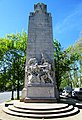 Civil War Soldiers and Sailors Memorial Benjamin Franklin Parkway north.jpg