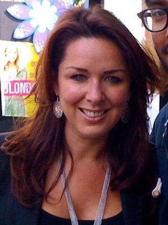 Claire Sweeney - Sweeney in 2009
