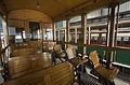 Classic Tram wooden interior, Auckland - 0681.jpg
