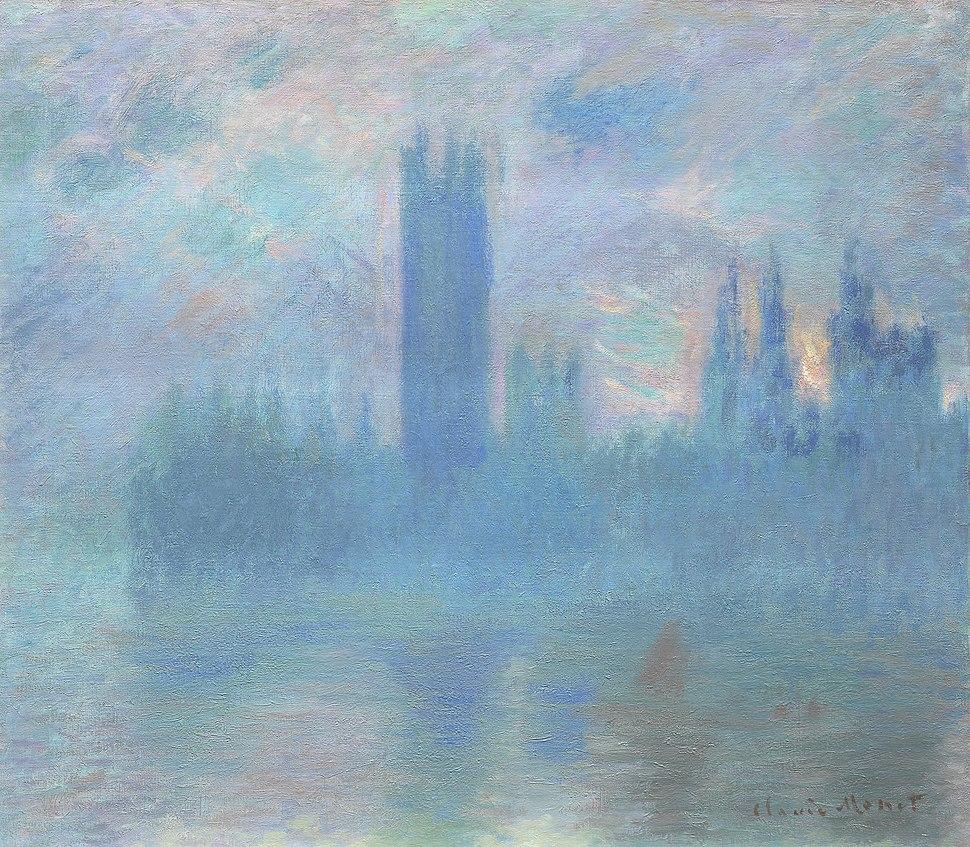 Claude Monet, Houses of Parliament, London, 1900-1903, 1933.1164, Art Institute of Chicago