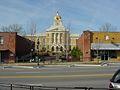 Cleburne County Courthouse in Heflin.jpg