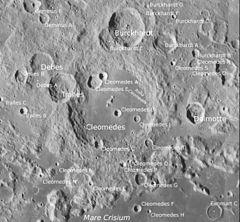 Kleomedas Mėnulio Krateris Vikipedija border=